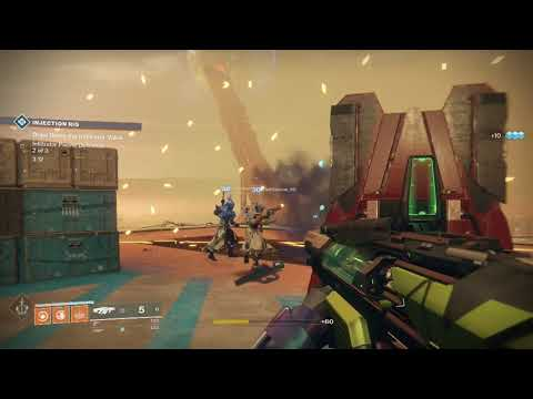 Destiny 2 Warmind Use the Colony on Mars