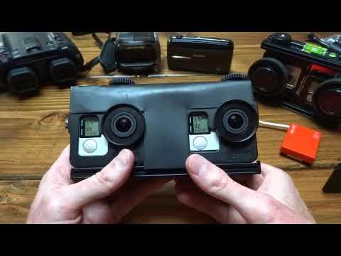 3d Camera that shoots 4k 30fps per eye