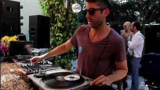 Mike Khoury @ All Day I Dream 2012 WMC - Cafeina Lounge