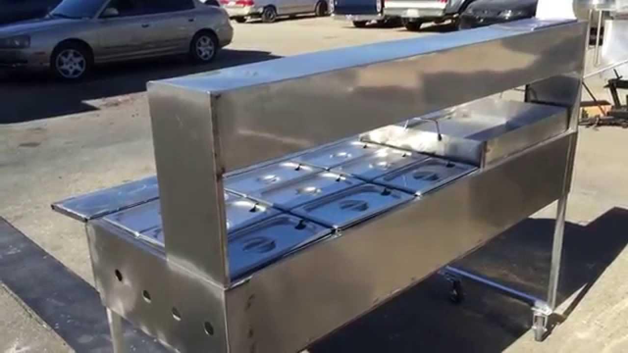 Carros taqueros 909 545 2019 youtube - Carritos de cocina ikea ...