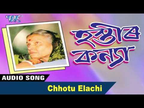 Chhotu Elachi || Hastir Kanya || Pratima Pandey Barua || New Assamese Songs 2016