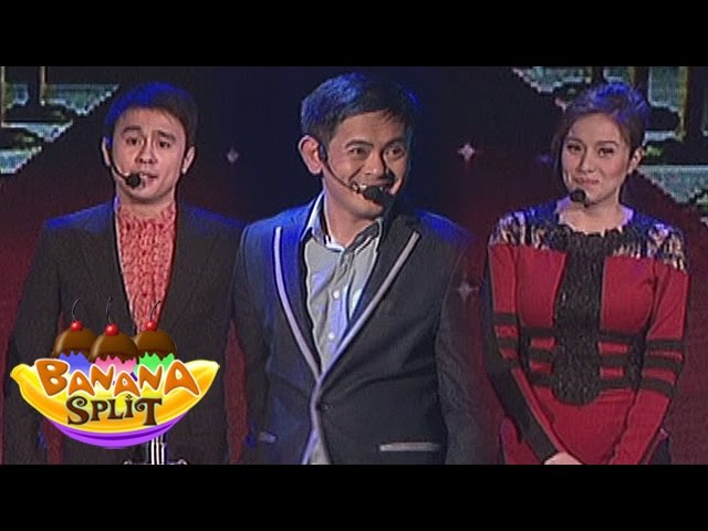 Banana Split: Kapamilya stars attend Banana Awards 2040