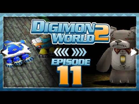 Digimon World 2 - Episode 11 : Disk Domain & Commander Damien