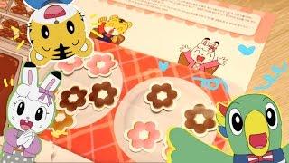 엄마랑 라임이의 호비 도넛가게 숫자놀이 Mom & Lime o Hobby Donut Shop Number Game 遊び 라임튜브
