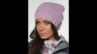 Красивые Шапки Спицами - 2019 / Beautiful Hats Knitting / Schöne Mützen stricken