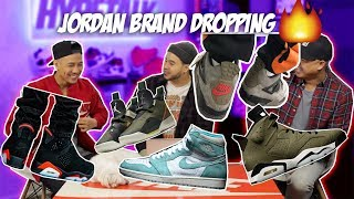 COP OR DROP ON UPCOMING JORDAN RELEASES! thumbnail