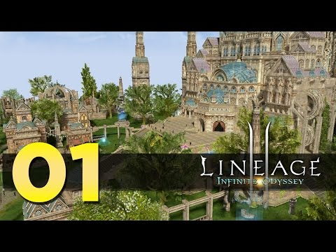 Lineage 2: Infinite Odyssey – Episode 1 – Path To Awakening (Gameplay)