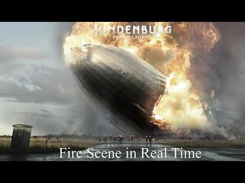 Download Hindenburg: The Last Flight-Fire Scene In Real Time