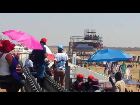 2016 Gaborone International Airshow: Botswana Defence Force FlyBy 1