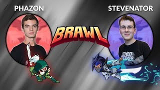 Phazon vs Stevenator Showmatch - Brawlhalla Dev Stream Highlight