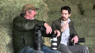 Canon 5D Mark III vs. Nikon D800 Part 2 with Mike Drew