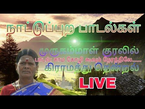 Nattupura Padalgal: சாம கோழி கூவும் நேரத்திலே நாங்க: நாட்டுப்புற பாடல்