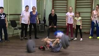 Студия пантомимы Колибри