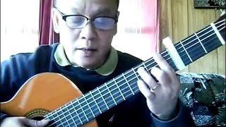Tôi Ru Em Ngủ (Trịnh Công Sơn) - Guitar Cover by Hoàng Bảo Tuấn