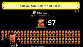 Hi can I be a mod - 100 Mario Super Expert