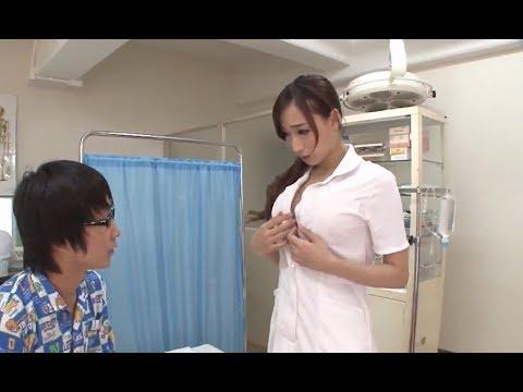 Phim sex Nhật - Cô y tá dâm đãng gặp bệnh nhân nứng và cái kết