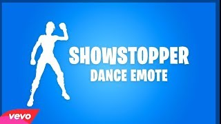 *LEAKED* showstopper emote remix | Fortnite