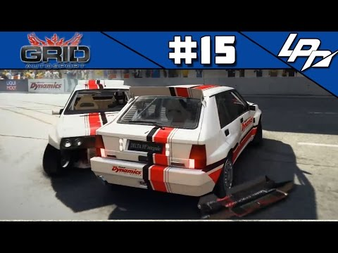 GRID AUTOSPORT Part 15 - Massencrash (FullHD) / Lets Play GRID Autosport