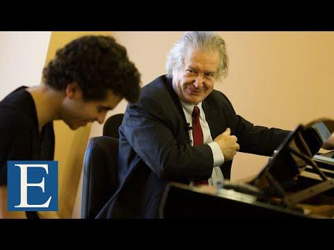 Mikhail Voskresensky Masterclass - Piano - Ravel: Jeux d'eau