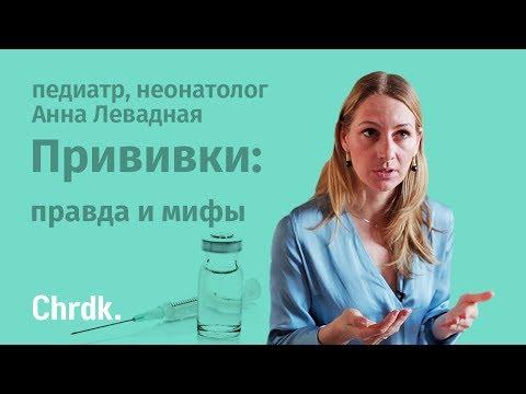 Мифы и правда о прививках
