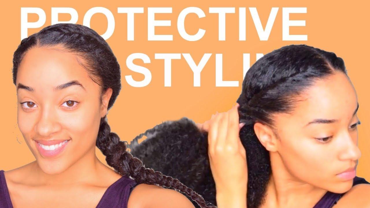 Retain Hair Growth + Moisture! | Winter Protective ...
