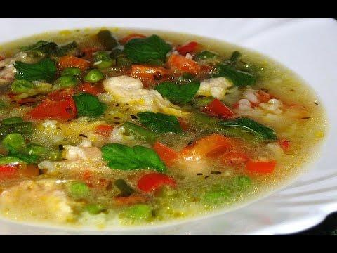 Куриный суп (более 100 рецептов с фото) - рецепты с