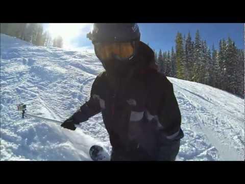 Aspen Colorado Snowboarding