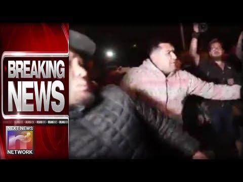BREAKING: Battle on the Border! Invader Caravan Turns VIOLENT!