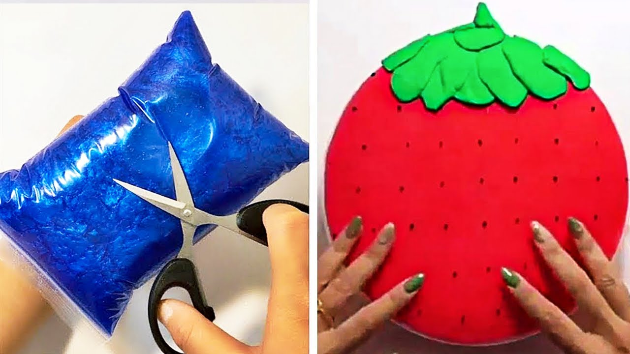 Satisfying Slime ASMR | Relaxing Slime Videos # 1082