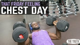 That Friday Feeling | Beast Chest Workout