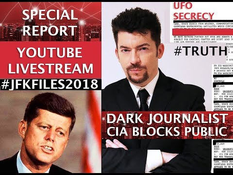 CIA BLOCKS JFK FILES PRESIDENT TRUMP STANDS DOWN TO DEEP STATE! DARK JOURNALIST SPECIAL REPORT!