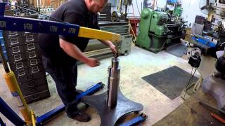 Rotary Welding Table Build Part 15: The Assemble