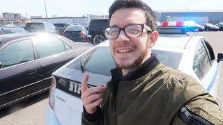 الشرطة اخذوا سيارتنا الجديدة وغرمونا لهذا السبب #الحمدلله