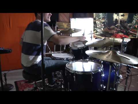 """Dylan Walsh - Animals As Leaders - """"The Woven Web"""" (Drum Cover)"""