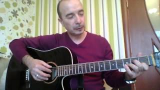 Гитара для начинающих: Урок 1