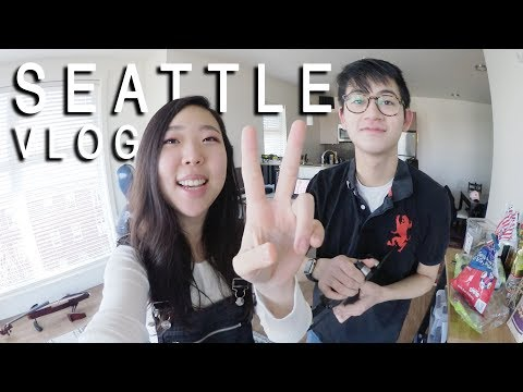 ADVENTURES IN SEATTLE | Esther Hwang