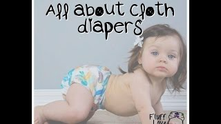Gambar cover All about cloth diapers - Fluff Love and CD Science