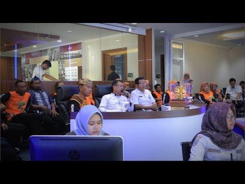[  60 Detik ] Kunjungan Kampung Glintung Malang Ke Kota Tangerang [Tangerang TV]