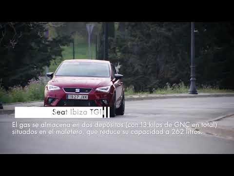 Vídeo información: Seat Ibiza con gas natural comprimido -GNC-