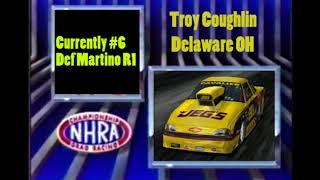 OHRA Sunoco Drag Racing Series Pro Stock Pomona Round 2 Eliminations