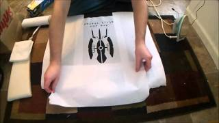 Bleach Shirt Tutorial by Ben