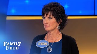 This HAIR came from THERE | Family Feud
