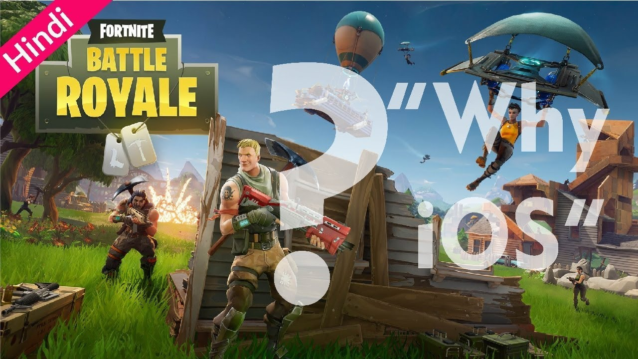Why Isn't 'Fortnite' Coming to Android At Same Time As iOS ...