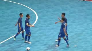 ฟุตซอลชาติไทย 17-0 ทีมชาติบรูไน ฟุตซอลชิงแชมป์อาเซียน 2018 (ยิง17 ประตู)