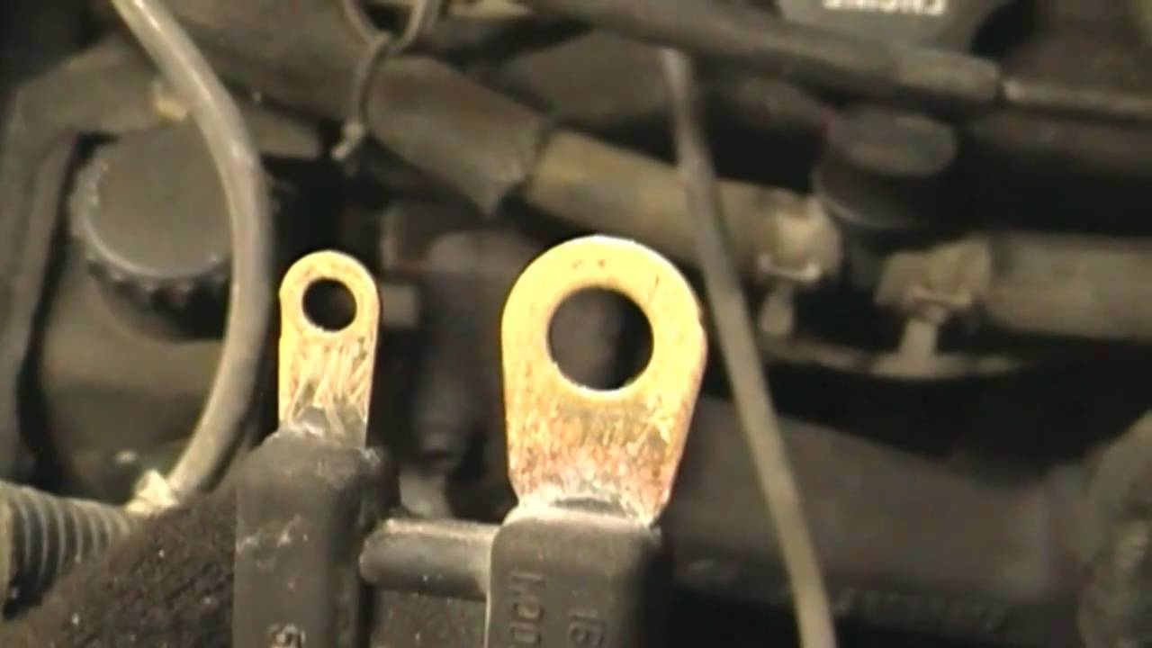 how to check and change or replace a starter in a v6 dodge dakota [ 1280 x 720 Pixel ]