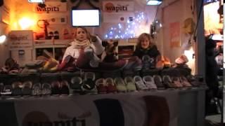 видео Париж + Рождественские ярмарки