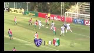 Cruzeiro 1 x 0 União Frederiquense - Gauchão 2015