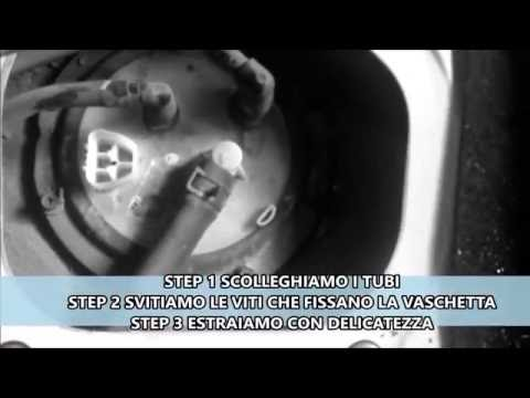 PULIZIA MANUTENZIONE POMPA GASOLIO GALLEGGIANTE IX35 TUCSON SPORTAGE