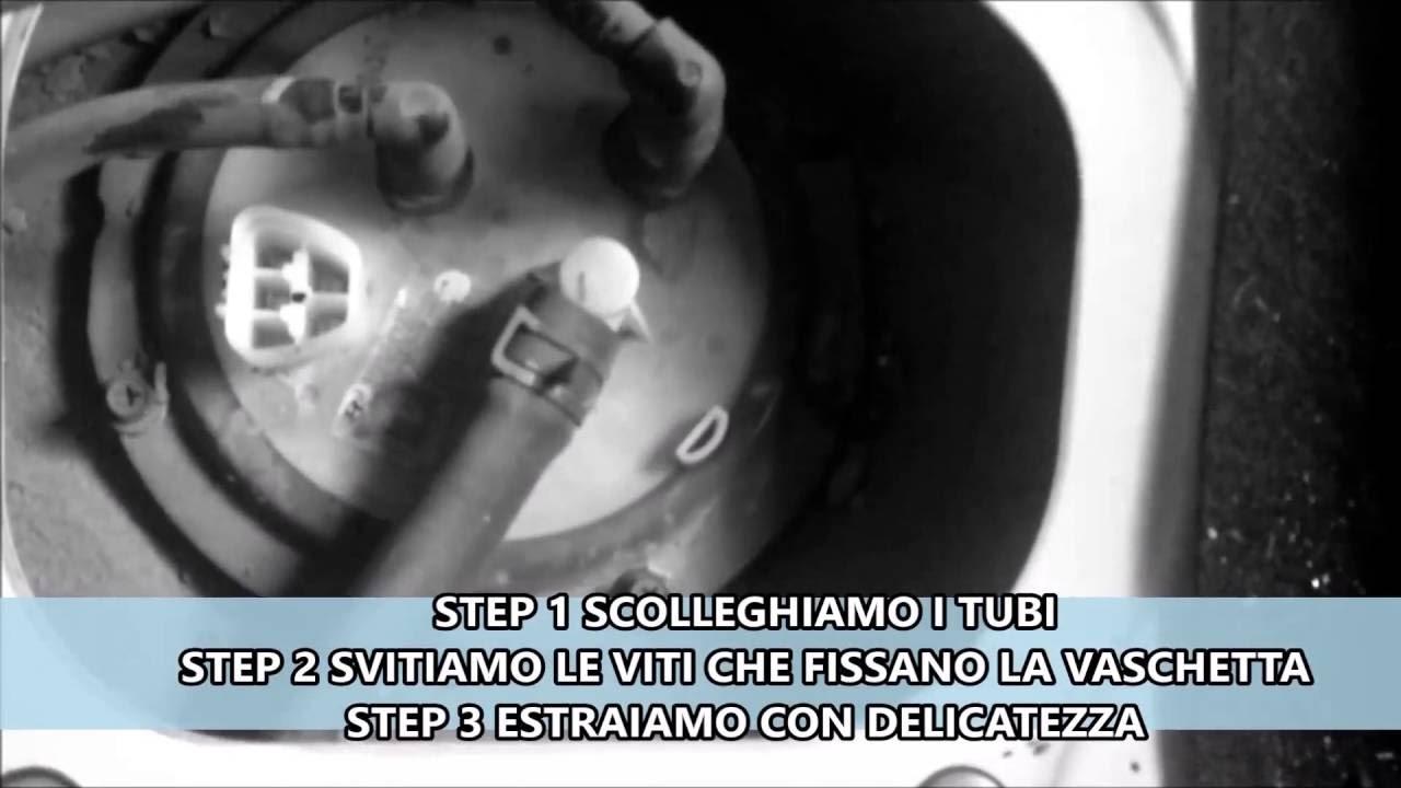 Pulizia Manutenzione Pompa Gasolio Galleggiante Ix35