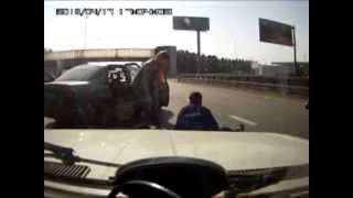 Мотоциклист обманул смерть